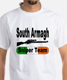 South Armagh Sniper Team with rifle T-Shirt