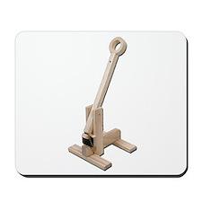 Trebuchet Mousepad