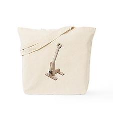 Trebuchet Tote Bag