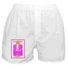 Folio Pink Boxer Shorts