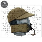 Wool Hat Face Guard Puzzle