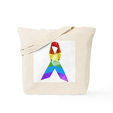 Poz Proud Ribbon Tote Bag