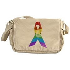 Poz Proud Ribbon Messenger Bag