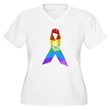 Poz Proud Ribbon T-Shirt