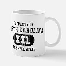 Property of North Carolina, Tar Heel State Mug