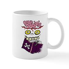 Book Zombie Mug