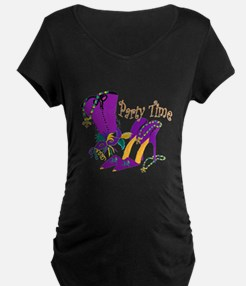 Party Time purple high heels T-Shirt