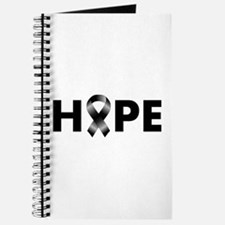 Black Ribbon Hope Journal