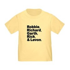 The Band Names Tribute T