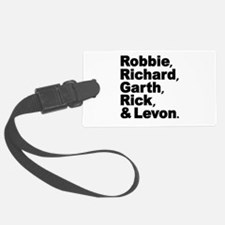 The Band Names Tribute Luggage Tag