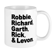The Band Names Tribute Mug
