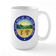 Ohio State Seal Mug