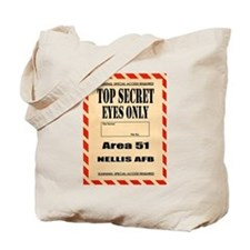 AREA51.png Tote Bag