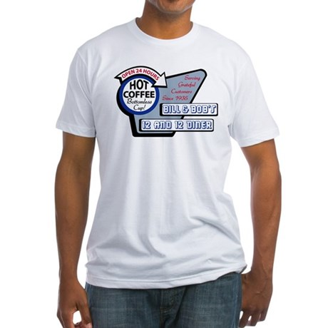 Bill Bobs 12 and 12 Diner T-Shirt