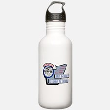 Cool Alcoholics anonymous recovery Water Bottle
