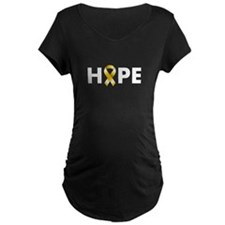 Gold Ribbon Hope T-Shirt