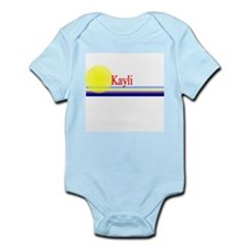 Kayli Infant Creeper