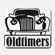 oldtimers Mousepad