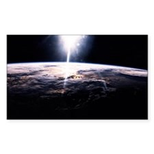 Earth from Space Decal