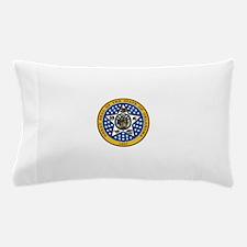 Oklahoma State Seal Pillow Case