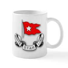 White Star Line Small Mug