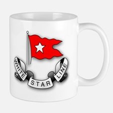 White Star Line Small Small Mug