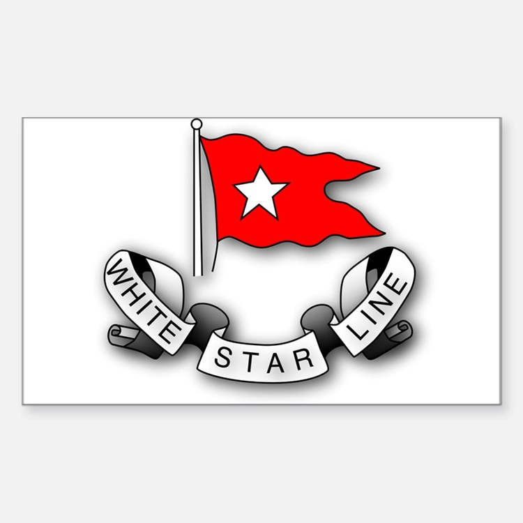 White Star Line Decal