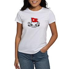 White Star Vlogger Logo Tee