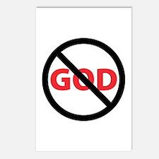Circle Slash God Postcards (Package of 8)