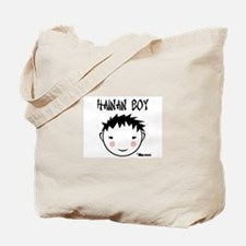 China Boy Tote Bag