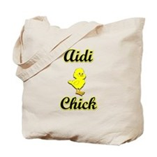 Aidi Chick Tote Bag