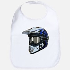 Premises187's MX Helmet Custom Design Bib