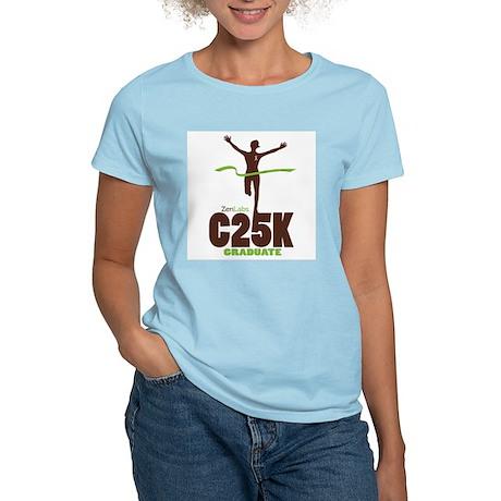 C25K Grad (Women) Women's Light T-Shirt