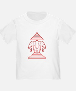 Three Headed Elephant T