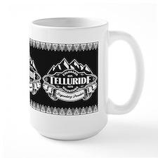 Telluride Mountain Emblem Mug