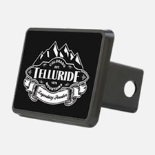 Telluride Mountain Emblem Hitch Cover