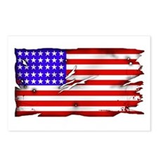 1864 US Flag Postcards (Package of 8)