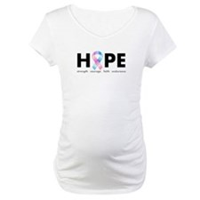 Pink & Blue Ribbon Hope Shirt