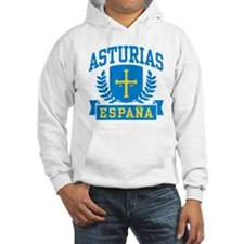 Asturias Espana Hoodie Sweatshirt