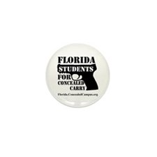 FLSCC Logo Mini Button (10 pack)