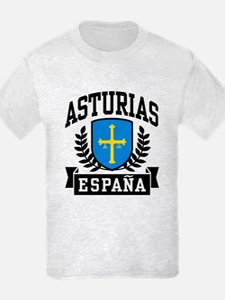 Asturias Espana T-Shirt