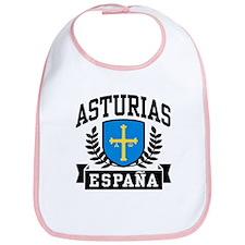 Asturias Espana Bib