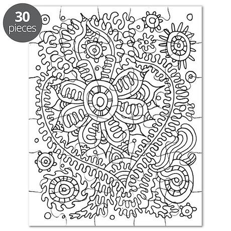Doodle #22 Puzzle