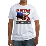 Anti obama Fitted Light T-Shirts