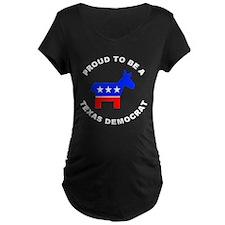 Texas Democrat Pride T-Shirt