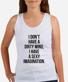 Sexy Imagination Women's Tank Top