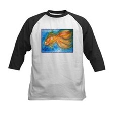 Goldfish, fun art! Tee