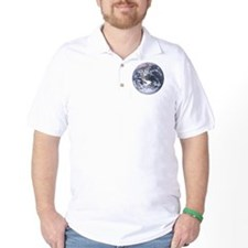 Earth & Moon Image2sides T-Shirt
