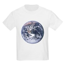 Earth & Moon Image2sides T-Shirt