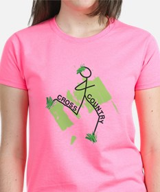 Cute Cross Country Runner Tee